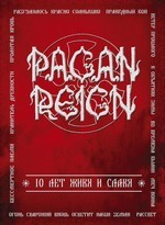 Pagan Reign - 10 Лет Живя И Славя (10 Years Of Live And Glory) (DVD) A5 Digipak