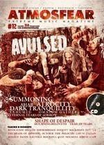 Atmosfear Magazine #12 (+CD) (2013)
