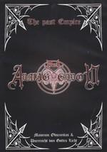 Dark Armageddon - Maiorum Obscuritas & Unerreicht Von Gottes Licht (2xCD) DVD Box
