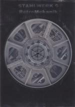 Stahlwerk 9 - Retromekanik (CD) DVD Box