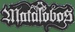 MATALOBOS - Logo - Patch