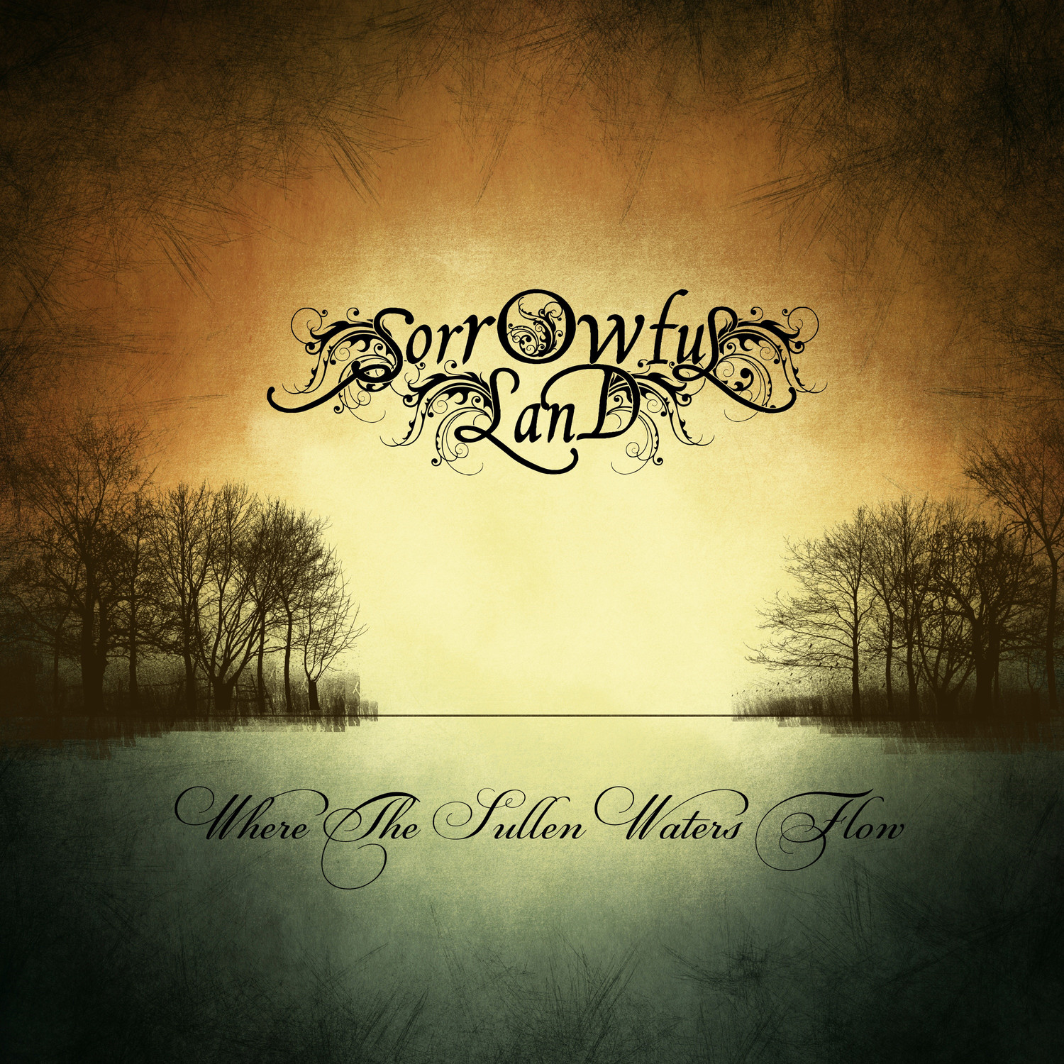 "SORROWFUL LAND новый EP ""Where The Sullen Waters Flow"""