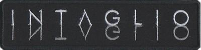 INTAGLIO - Logo - Patch