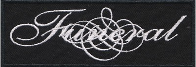 FUNERAL - Logo - Patch