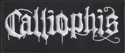 CALLIOPHIS - Logo - Patch