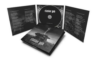 Elusive God - The Darkest Flame (MCD) Digipak