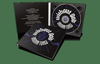 Without God - Siberian Tunes: Purple Clouds (CD) Digipak