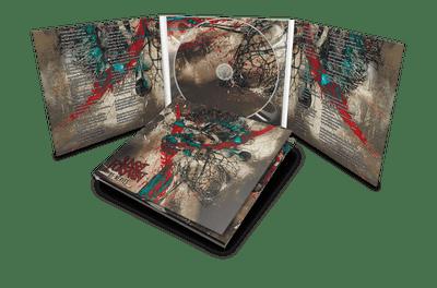 Sunset Forsaken - 85 Nerves (CD) Digipak
