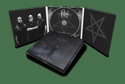 HellLight - Until The Silence Embraces (CD) Digipak