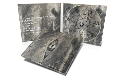 Superstatic - Glimmering Veil (CD) Digipak