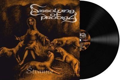 Dissolving Of Prodigy - Stvanice (12'' LP) Cardboard Sleeve