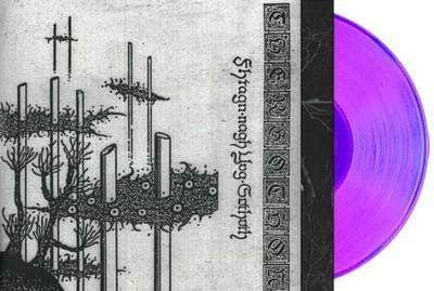 Thergothon - Fhtagn-Nagh Yog-Sothoth (Neon Purple) (12'' LP) Cardboard Sleeve