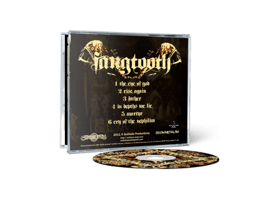 Fangtooth - Fangtooth (CD)