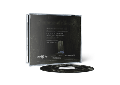 Embrace Of Silence - Leaving The Place Forgotten By God (CD)