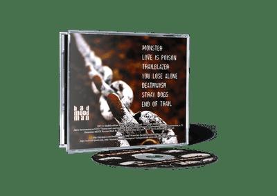 Floodstain - Dreams Make Monsters (CD)