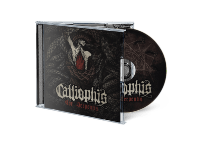 Calliophis - Cor Serpentis (CD)
