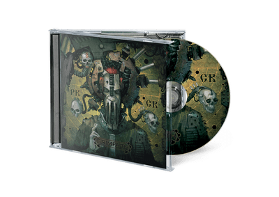 Grimfaith - Preacher Creature (CD)