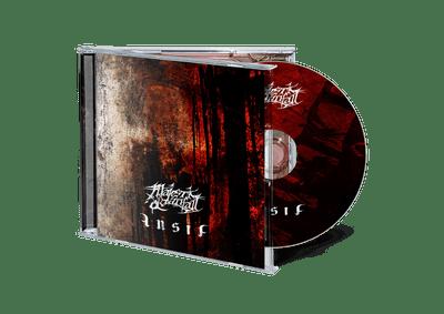 Majestic Downfall / Ansia - Split CD (CD)