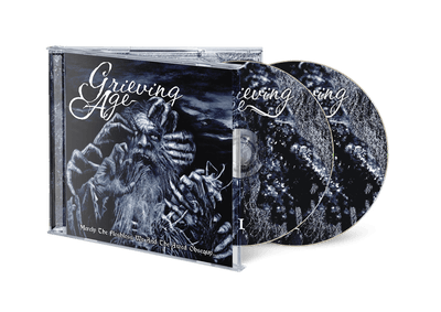 Grieving Age - Merely The Fleshless We And The Awed Obsequy (2xCD)