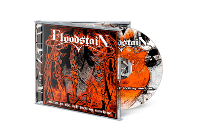 Floodstain - Slave To The Self Feeding Machine (CD)
