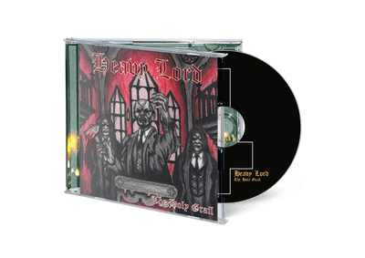 Heavy Lord - The Holy Grail (CD)