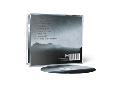 My Indifference To Silence - Horizon Of My Heaven (CD)
