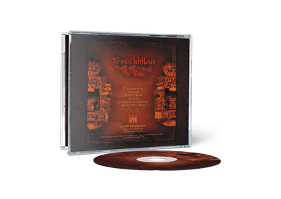 Tenochtitlan - Сотворение Мира (CD)