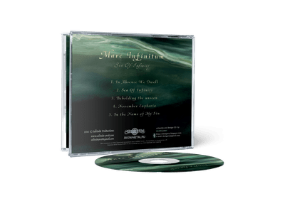 Mare Infinitum - Sea Of Infinity (CD)