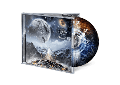 Zgard - Reclusion (CD)
