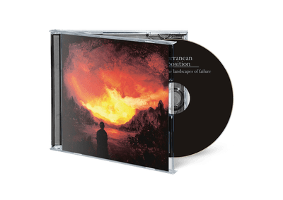 Subterranean Disposition - Contagiuum And The Landscapes Of Failure (CD)