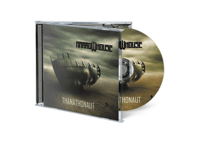 Narrow House - Thanathonaut (CD)