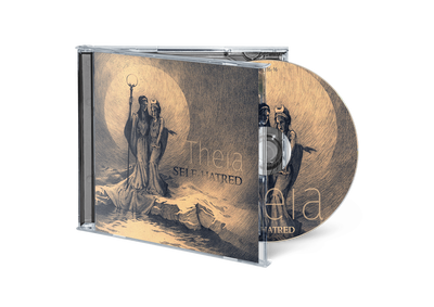 Self-Hatred - Theia (CD)