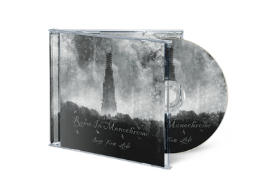 Rome In Monochrome - Away From Light (CD)