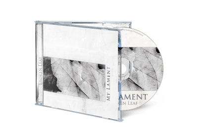 My Lament - Broken Leaf (CD)