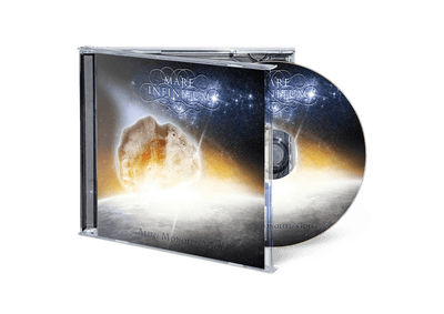 Mare Infinitum - Alien Monolith God (CD)