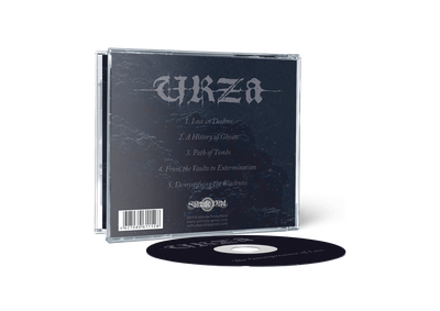 Urza - The Omnipresence Of Loss (CD)