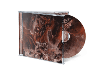 Majestic Downfall - Waters Of Fate (CD)