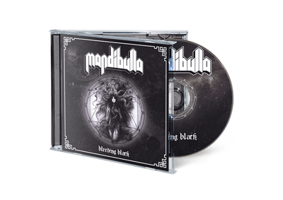 Mandibulla - Bleeding Black (CD)