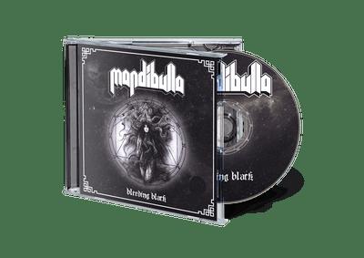Mandibulla - Bleeding Black (CD)