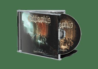 Calliophis - Liquid Darkness (CD)