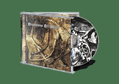 Ornamentos Del Miedo - Ecos (CD)