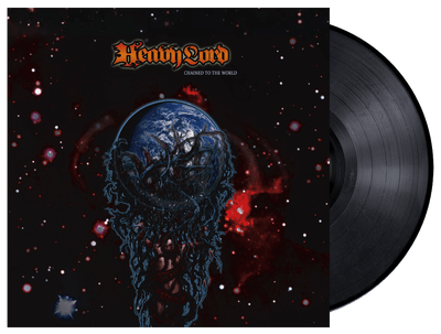 Heavy Lord - Chained To The World (12'' LP) Cardboard Sleeve