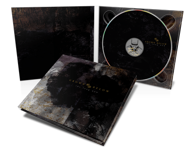 Grown Below - The Long Now (CD) Digipak