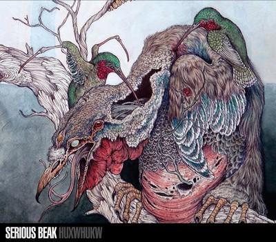 Serious Beak - Huxwhukw (CD) Digipak
