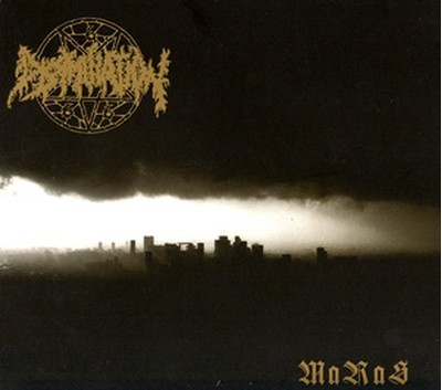 Dissimulation - Maras (CD) Digipak