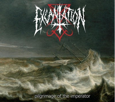 Excantation - Pilgrimage Of The Imperator (CD) Digipak