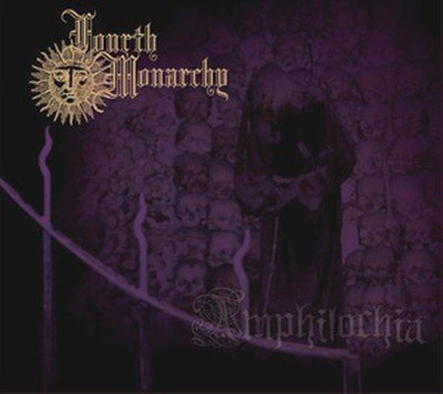 Fourth Monarchy - Amphilochia (CD) Digipak
