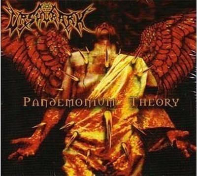 Urshurark - Pandemonium Theory (CD) Digipak