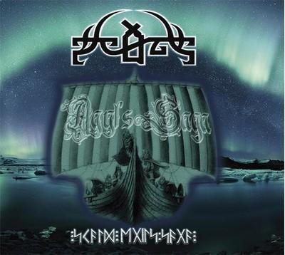 Scald - Agyl's Saga (2xCD) Digipak