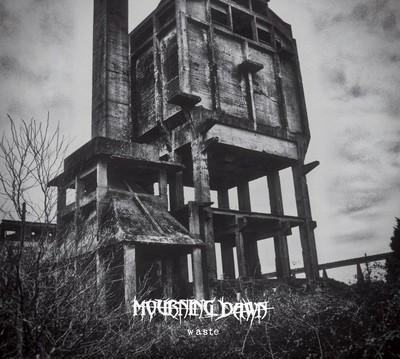Mourning Dawn - Waste (CD) Digipak